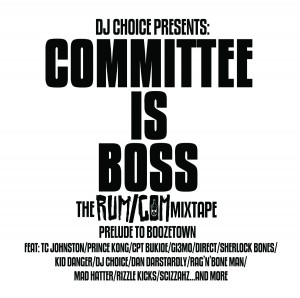 Committee Is Boss - Rum Committee
