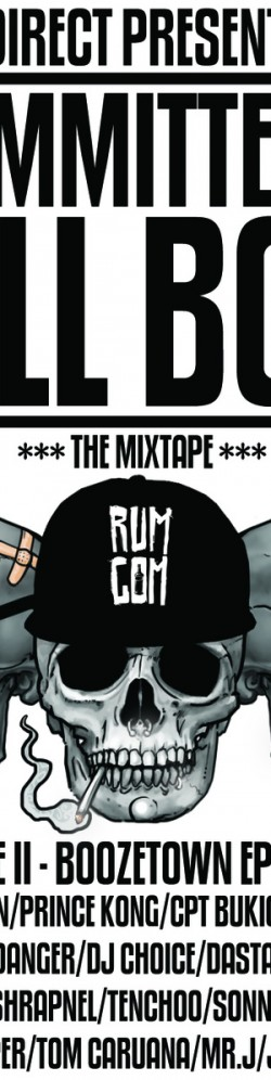 Committee Is Still Boss – Rum Committee – Mixtape