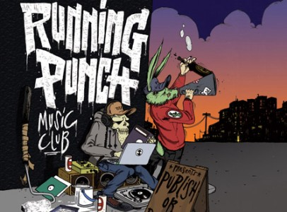 Running Punch – Publish Or Perish – Album