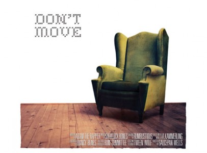 Adam and Bones – Don't Move – Album